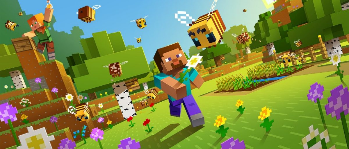 Minecraft 1.15 Buzzy Bee Update
