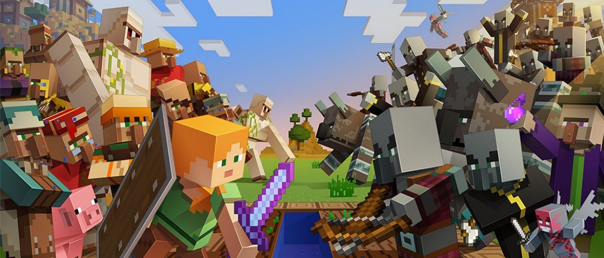 Minecraft 1.14 The Pillage & Village Update